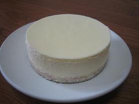 +かなり濃厚レアチーズケーキ+