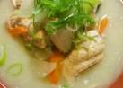 鮭の切り落としの✦粕汁✦