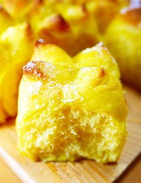 HB*シュガーバター★かぼちゃちぎりパン