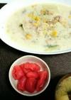 超簡単!豚バラと白菜の中華風クリーム煮♪