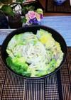 超簡単!!白菜と豚バラのミルフィーユ蒸し