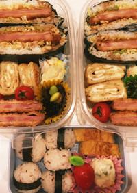 【覚書】離乳食完了期と大人のお弁当