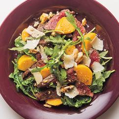 牛肉のタリアータサラダ