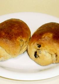 シリアル入りロールパン