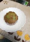 HM/混ぜるだけ簡単青汁入りカップケーキ