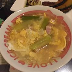 にんにくのスープ ソパデアホ