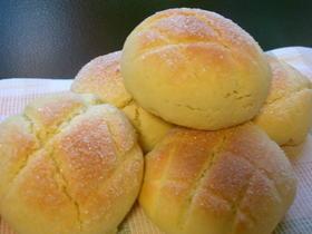 誰でも簡単メロンパン