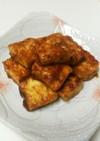 お弁当に◎木綿豆腐の塩麹焼き