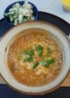 キムチ粥(血管ダイエット食961)