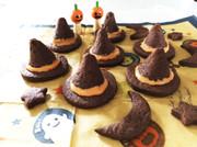ハロウィン♪音鳴る♪魔女の帽子クッキー★の写真