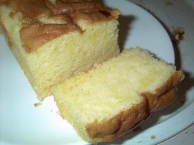 しっとりふわふわ基本のバターケーキ
