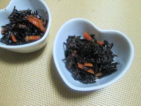 ひじきの煮物~ココナッツジンジャー風味~