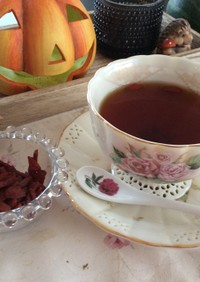 ⭐︎スーパーフード『枸杞の実』で美肌紅茶