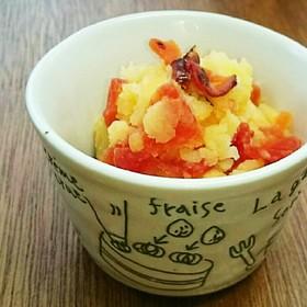 お弁当・おつまみ♥福神漬けポテトサラダ