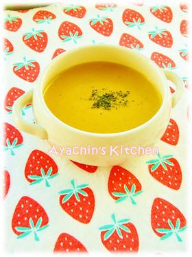 【硬くなったパン救済】スープのとろみづけ