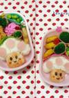 キノピオ&スター マリオ幼稚園お弁当