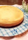 簡単なのに本格的☆ベイクドチーズケーキ