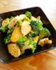 鷄とブロッコリーのピリ辛中華マヨソース