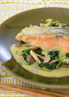 妊娠、授乳に!鮭の味噌マスタード
