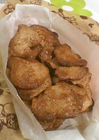 カリッカリ☆コーヒーミルククッキー