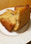 ホームベーカリー任せのパウンドケーキ