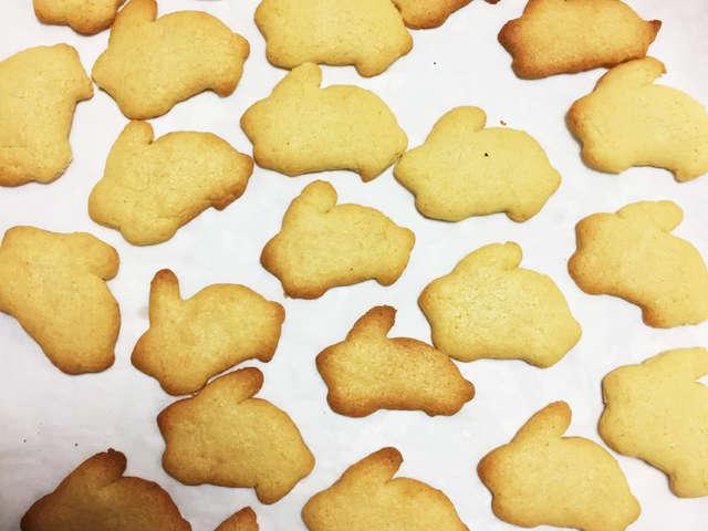 ホット ケーキ ミックス バター なし クッキー