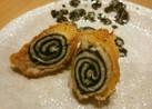 お弁当に*豚肉海苔巻き*