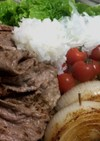 焼き肉サラダ
