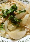 ダシダで簡単なのに風味のある野菜炒め