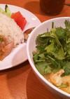 炊かずに簡単☆ 海南鶏飯 と フォー