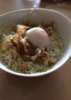 簡単!レンジで豆腐とキャベツの蒸し料理
