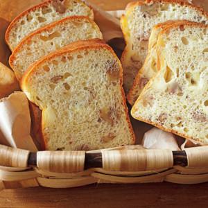 くるみチーズパン