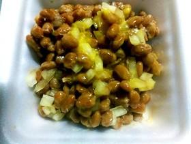 玉ねぎ納豆究極アレンジ納豆ご飯おかずアテ