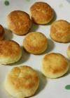 豆乳で優しい味〇お手軽シンプルクッキー