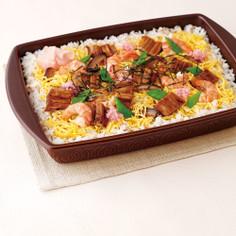 彩り華やかちらし寿司