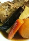 豚肩肉の柔らか煮と野菜ゴロッと!