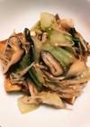 簡単☆厚揚げの白菜ときのこのあんかけ