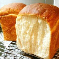 少量イーストで冷蔵発酵*山型食パン