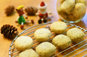 簡単サクサク☆紅茶のクッキー