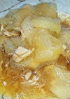 大根とツナの煮物♡ピーラーで時短♪