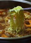 マルちゃん正麺冷やし中華で麺しゃぶとか