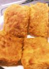 きな粉トースト メロンパン風