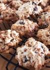 グラノーラ&チョコのドロップクッキー