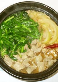 味噌のモツ鍋♪簡単モツの下処理・もつ煮