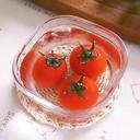 *プチトマトともやしの保存方法*