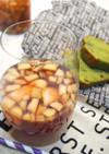アサイー&マキベリーのフルーツ紅茶