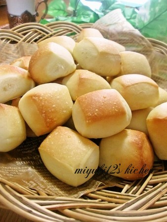 ひとくちココナッツミルクパン