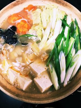 ☆汁が美味しいあんこう鍋☆