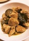 鶏胸肉の グリーンカレー煮 簡単
