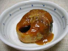 圧力鍋で作る☆鯖の味噌煮